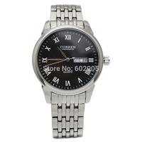 Promotion Price Brand Curren Stainless Steel Analog Quartz Watch Men Dress Watches Complete Calenda Wristwatch Reloj  8086