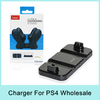 X5 iPega Charger Dock Station Charging Stand hand shank Dual Charger For PS4 accessories for PS4 Wholesale