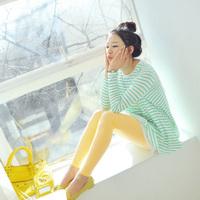2014 spring maternity clothing multicolour 100% cotton legging fashion spring and autumn