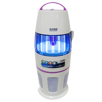 Green household mosquito killer lamp gm912g photocatalyst mosquito killer insect repellent suction punkie lamp smart