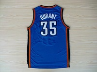 Fast Free Shipping, Cheap Basketball Jersey Embroidery Logos Kevin Durant #35 Basketball Jerseys