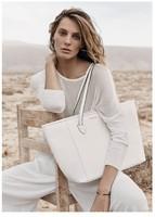 AB329 MANGO OL Modern Fashion classic solid Handbag TOTE Saffiano SHOPPER Shoulder Bag FREE SHIPPING WHOLESALE DROPSHIPPING