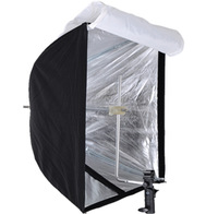 Nice photographic equipment portable flash softbox diffusers flash light umbrella box 60 90