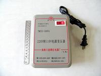 Power converter 220v 110v transformer red 500w voltage converter 110v appliances