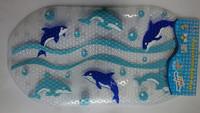 PVC Cobblestone Non-slip Bath Mats Bath Mat Rubber Mat 69*39cm Bathroom Carpet Batroom Mats Free Shipping