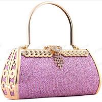 2013 quality evening bag ktv princess bag dj work package handbag evening bag banquet bag