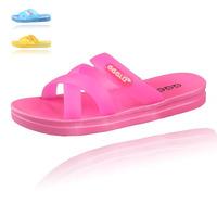 Luminous slippers Women summer breathable comfortable at home Women slippers bathroom luminous