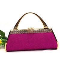 Quality evening bag hot-selling fashion van ktv princess bag dj work package handbag evening bag 721