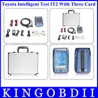 2014 professional diagnostic tools for suzuki toyota diagnostic equipment toyota denso intelligent tester 2 Toyota it2