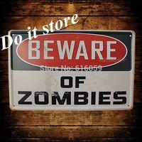 [ Do it ] Metal sign Wholesale Vintage Craft Pub Bar Plaque Wall painting PUB Decor 20*30 CM AB-68