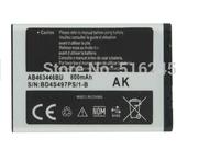 800mAh AB463446BU Battery For GT-C3520 C3520 SGH-B100 B100 SGH-B220 B220 Batterie Bateria Batterij Accumulator AKKU