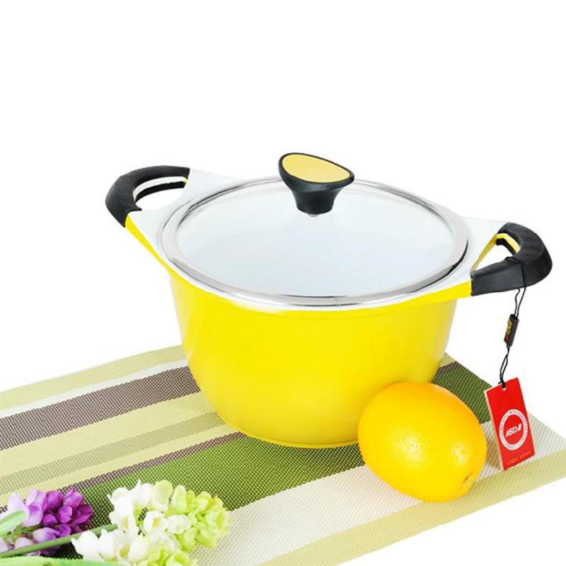 Free shipping Multicolour ceramic soup pot lk8722(China (Mainland))