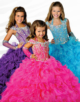 Female child wedding evening dress costume child dress princess dress female child long formal dress child wedding dress