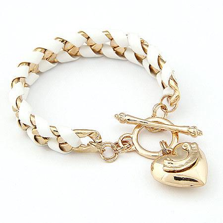 Браслет с брелоками Brand Jennifer Jewelry  GMBR1309102 браслет с брелоками brand new 6$] 2015 bracelethamsa b2 030