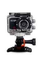 Gopro Hero 3 Style Extreme Action Wifi Sport Camera Waterproof 1080P Full HD mini DV IR Remote Controller Phone wifi control