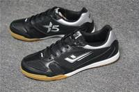 Black summer sport shoes lovers design badminton shoes training shoes cow muscle shoes outsole shock absorption
