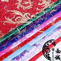 Costume hanfu formal dress baby clothes kimono woven damask cos clothes brocade fabric - phoeni series 7