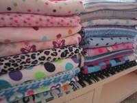 Double faced polar fleece cloth thickening handmade diy clothes fabric child sweatshirt