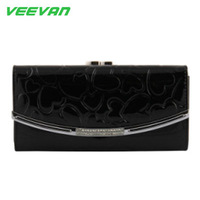 NEW 2014 Desigual  wallet women wallets famous brand money clips PU ladies' leather purse female long purses ID holder wholesale