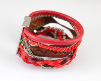2014 new style, Women Bracelet summer fashion bracelet, classic upscale jewelry, magnets hidden clasp, Retro Bracelet