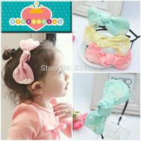 2014 New 10 pcs/lot  Babies/Kids Korea Fabric Hair Accessories Fashion Headband Handmade Hairbands For Women FG113