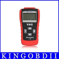 HOT promotion! 2014 Top-Rated Auto Scanner CAN VW/AUD1 Scan Tool VAG 405, Autel Code Reader MaxScan VAG405 Code Scanner