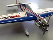 popular rc gas plane