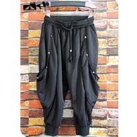 New Arrival Casual Capris Pants Rivet Design Short Pants Slim Fit Korean Design Summer Male Men's Knee Length Short Trousers