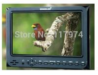New WONDLAN 7 inch  field monitors  WM701B  1024*600 Free Shipping