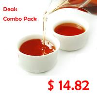 Deals Combo Pack More Than 50 Years Old PU ER,Chinese Health Care Puerh Pu er Tea Pu erh Pu'er Puer Tea Brick Lose Weight Tea
