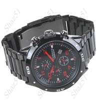 Gorgeous Hot-selling Men Curren8021 Wristwatches Dress Luxury for Business Men Quartz Movement Date Mental Band Free Shipping