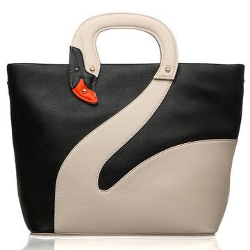 Hong Kong OPPO female bag Korean fashion personality Messenger bag handbag bag 2014 new L0074 White Swan(China (Mainland))
