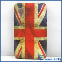 For Lg E440 Case New Retro UK Flag United Kingdom Flag TPU GEL Soft Silicone Case Cover Pouch For LG Optimus L4 II E440 Case