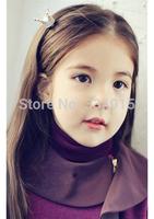 10pcs/lot  Import diamond Fascinators Metal Kids Hairbands Headwear Cute Baby Girl headbands Accessories  FG111
