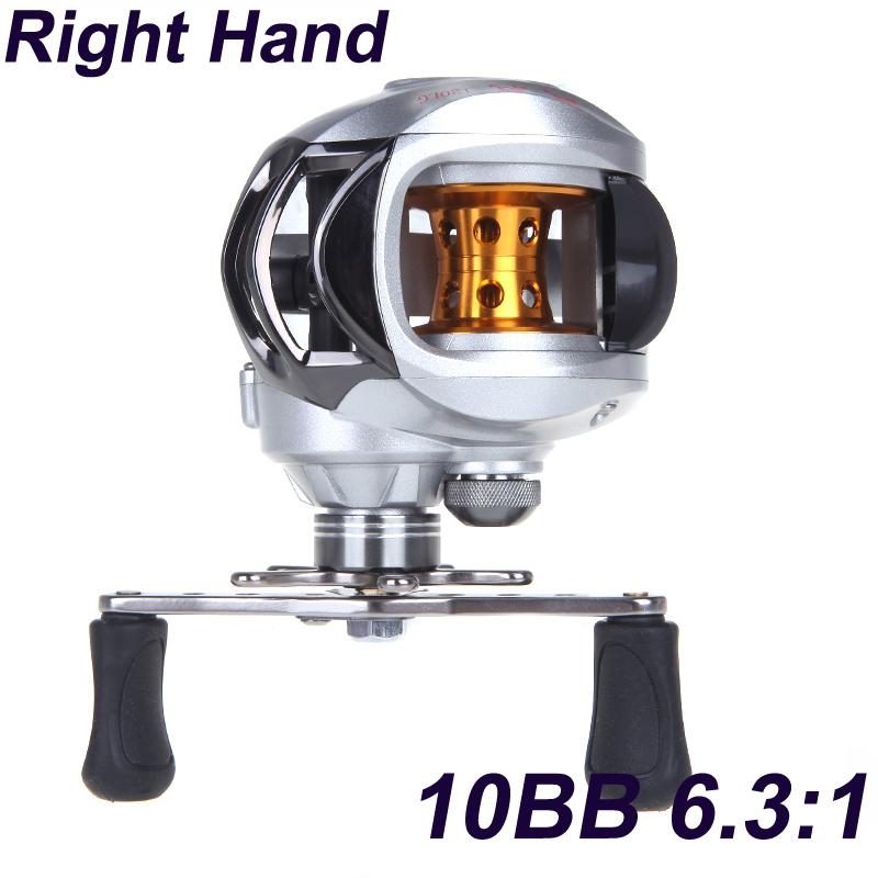 Катушка для удочки OEM 10BB 6.3:1 9 + 1 + 212 H10236-R