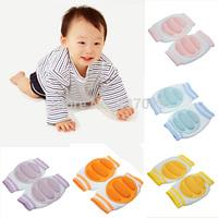 5 Pairs Baby Safety Knee Pad Kids Socks Children Short Kneepad Crawling Protector Free Shipping