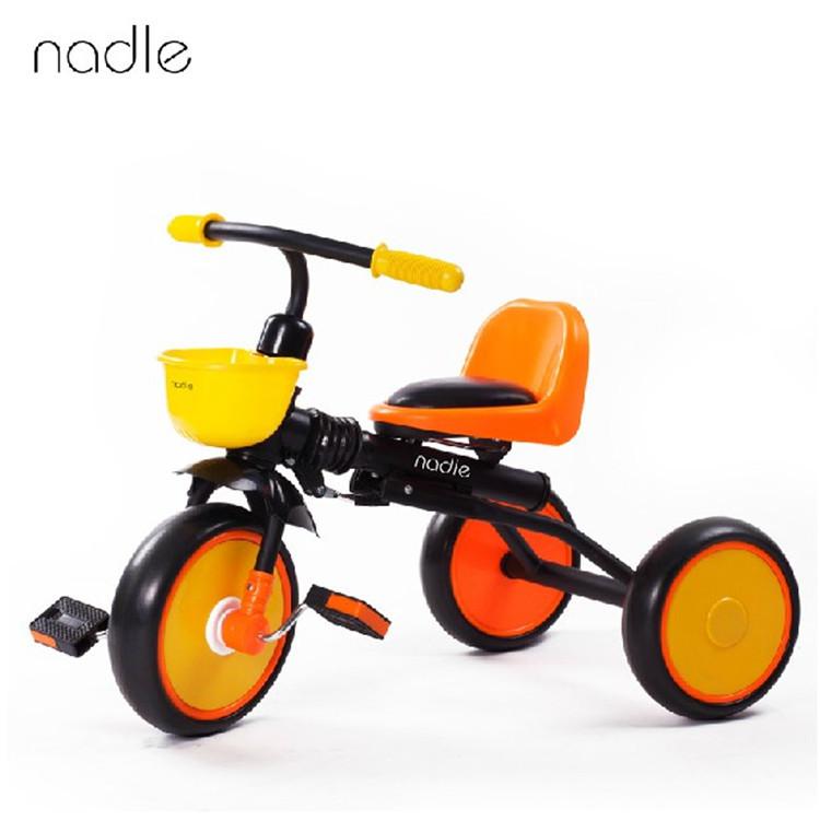 Baby Bike Kids Bicycle,Children Car Kids Tricycle Best Design,Free Fast Shipping,Yellow Black,Red Black,Yellow White,Red White(China (Mainland))