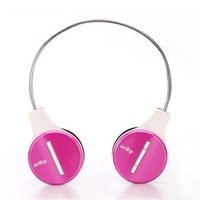 Wireless Card Headset / Headphone / FM + 4GTF Card / Subwoofer / Fashion / Free Shipping