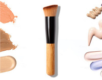 Free Shipping Oblique head universal Foundation blush brush mask brush BB cream brush [200164]