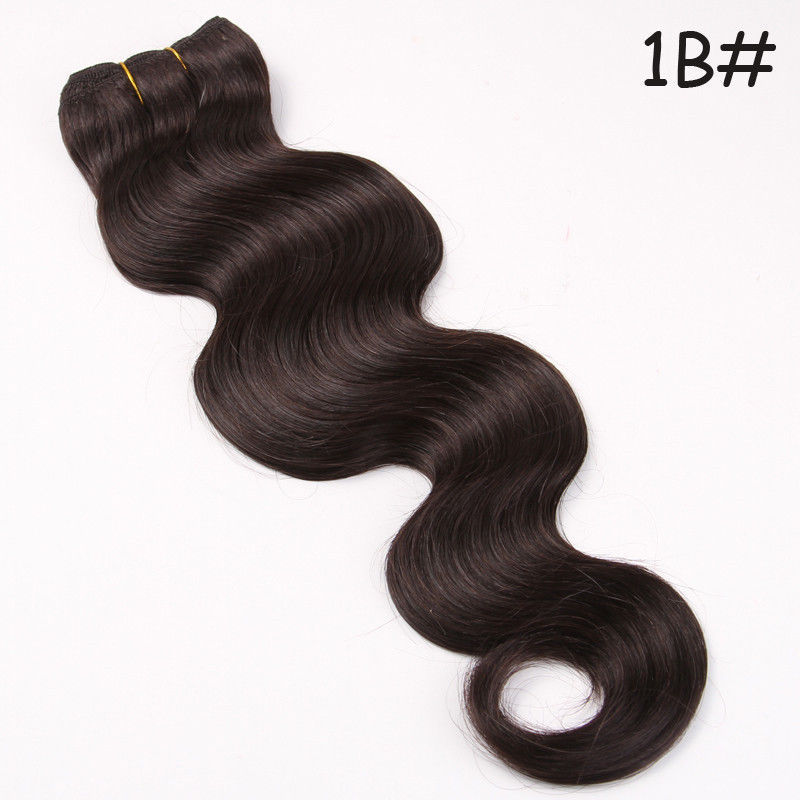Freetress DEEP TWIST Bulk 22 Inch Color Shown: TP1B/30 Freetress DEEP ...