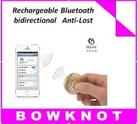 Rechargeable bluetooth bidirectional Anti-Lost/Anti-Lost alarm/Bidirectional Anti-Lost bluetooth alarm
