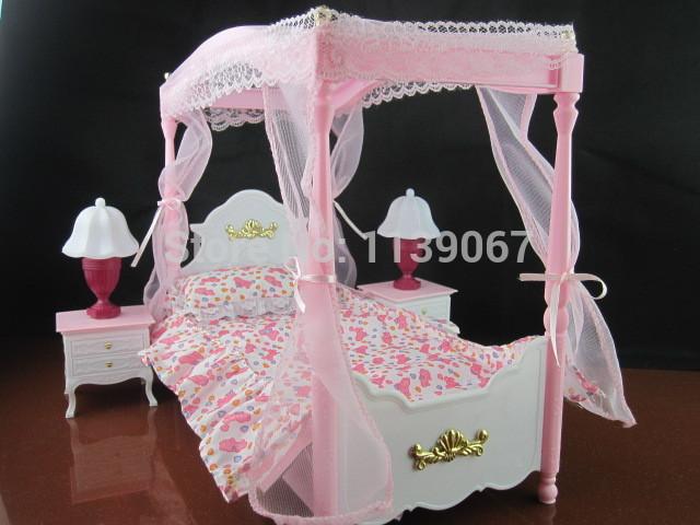 Barbie Slaapkamer Meubels : Barbie Kelly Bedroom Furniture Sets