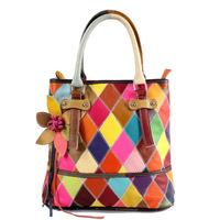 New retail high quality leather handbags fashion single shoulder bag leisure crocodile grain women messenger bag free shipping