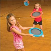 Parent-child toys child fitness sports multifunctional frisbee set