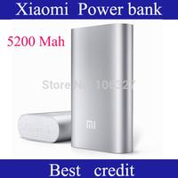 Free shipping!Original 5200mAh xiaomi Power bank ,Real capacity XIAOMI power bank , power bank for Xiaomi M2A M2S M3 Red Rice
