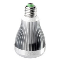 XPEOO 2pcs Dimmable/Non-dimmable E26 E27 13W  Super Bright  Energy Saving LED Bulb Equivalent to 95w  1200 lumen  Free Shipping