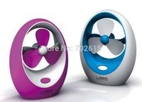New arrivral retail creative mini USB & battery fans computer mute mango air fan top quality 3 colors