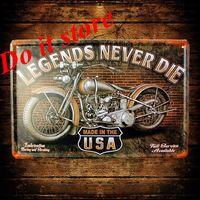 [ Do it ] Metal sign Wholesale Vintage Craft Pub Bar Plaque Wall painting PUB Decor 20*30 CM AB-123