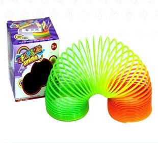 2014 Promotion Real Freeshipping Circusy Arrival Freeshipping Transparent Novelty Rainbow Circle Nostalgic Toy Gift Small(China (Mainland))