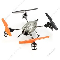Free shipping!! V222 Wltoys 2.4G 6-Axis drone RC FPV Quadcopter With Camera LED Light RTF Controller